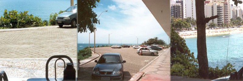 Apartamentos Guarapari frente para o mar